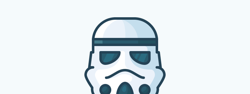 Best stormtrooper icons and illustrations