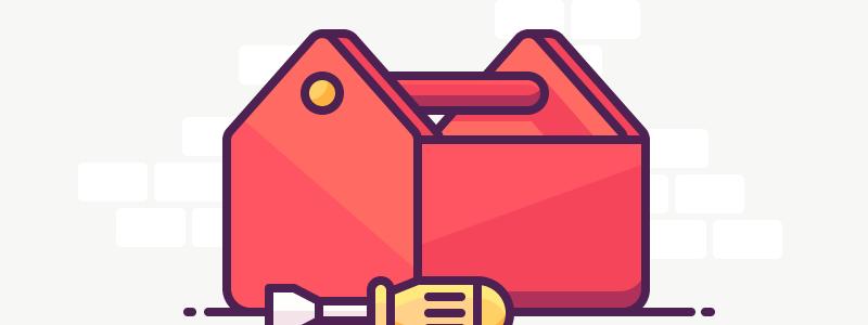 Adobe Illustrator Workspace for icon design