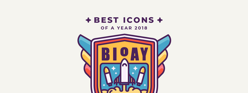 Best Icons of the Year 2018
